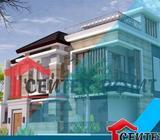 Desain Arsitek RAB IMB Kontraktor Rumah Pekanbaru - Pekanbaru Kota - Jasa