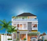 Jasa Arsitek Rumah ~ Desain 3D, Struktur, di Kota Pekanbaru Riau - Pekanbaru Kota - Jasa