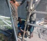 Bambang sumur bor servis mesin air dan servis saluran mampet - Pekanbaru Kota - Jasa