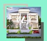 Jasa arsitektur khusus rumah mewah di samarinda - Samarinda Kota - Jasa
