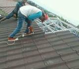 Jasa pasang atap baja ringan kanopi baja ringan dan plafon - Samarinda Kota - Jasa