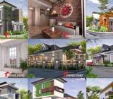 Desain Gambar Arsitek RAB IMB Kontraktor Rumah Samarinda - Samarinda Kota - Jasa