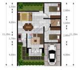 Jasa Desain Rumah Arsitek _ Gambar Kerja, IMB, 3D, di Samarinda - Samarinda Kota - Jasa