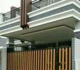 Pagar besi baru dengan desain menarik dan modern harga murah - Sawahlunto Kota - Jasa