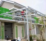 Kanopi baja ringan dari aplikator profesional - Sawahlunto Kota - Jasa