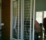 Pintu terali stainless berkualitas tinggi desain menarik harga murah - Sawahlunto Kota - Jasa