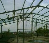 Baja berat murah lengkap denga tenaga profesional - Sawahlunto Kota - Jasa