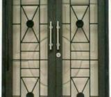 Pintu terali besi murah berkuakitas terbaik - Sawahlunto Kota - Jasa