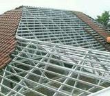 Atap baja ringan murah berkualitas tinggi dan tahan lama - Sawahlunto Kota - Jasa
