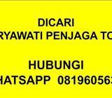 Dicari Kryawati Toko - Semarang Kota - Lowongan