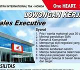 Astra Motor Center Yogyakarta urgently need Salesman Executive - Sleman Kab. - Lowongan