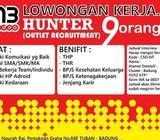Marketing a.k.a Hunter. butuh cepat - Denpasar Kota - Lowongan