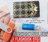 Jual USB Flashdisk Dual Drive ( Flashdisk OTG )