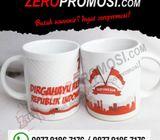 Promo Mug Merah Putih - Souvenir Mug Promosi 17 Agustus