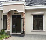 Rumah Baru Berkonsep Smart Home dlm Cluster mewah dan Modern di Jatisampurna, Kranggan, Bekasi