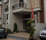 Rumah Smart Home Tipe Jasmine dlm Cluster Modern di Jatiraden, Jatisampurna, Bekasi