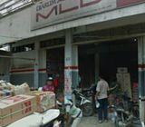 Ruko Dijual, 2.5Lt dgn Rooftop, Pinggir Jl. Koja, Lok. Area Komersial Pasar Cisalak, Cimanggis