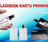 Souvenir flashdisk Kartu untuk promosi
