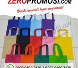 Souvenir tas spunbond eco - tas ramah lingkungan (Eco Green Bag)