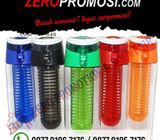 Souvenir Botol Minum Promosi - Infused Bottle Ventor 800ml
