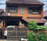 Rumah Gaya Bali, 2Lt, dlm Prmhn Pondok Safari Indah, Jurang mangu, Pondok Aren, Bintaro