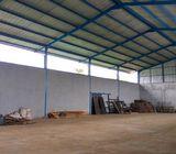 Gudang Bekas Pabrik Jalan Kebraon Surabaya