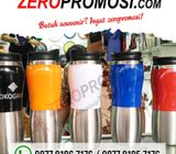 Botol tempat minum Tumbler Sport Stainless Termurah - Souvenir Promosi