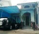Rumah Dijual,  1,5Lt. Dlm Cluster di PLN Gandul, Cinere, Akses Tol Brigif Desari