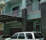 Rumah di Jagakarsa 2 Lt, Semi Furnish, dlm Cluster dkt Taman Kiara Payung H. Terin, Akses TOL Andara