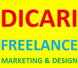 Lowongan Freelance Digital Marketing & Design