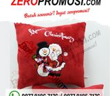 souvenir bantal natal melayani grosir dan partai
