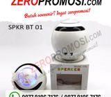 Jual bluetooth speaker custom untuk souvenir promosi anda BTSPK01