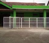 Rumah di Depok, 1Lt dlm Prmhn di Anggrek Raya, Rangkapan Jaya, Pancoran Mas