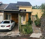 Rumah Pondok Cabe, 1Lt, Semi Furnish, Pojok dlm Cluster