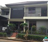 Rumah di Bintaro, 2Lt, dlm Prmhn yg Nyaman di Bintaro Sektor 9, Pondok Aren