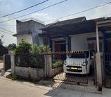 Rumah di Bojong Sari, 1Lt, Hoek, dlm Prmhn Permata Mansion, Serua, Depok