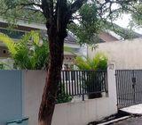rumah 1 lantai, hadap timur di villa asri, gaplek, pondok cabe