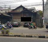 Rumah SHM, cocok untuk usaha, dipinggir jalan Citayam Raya, Depok