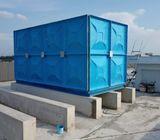 Produsen roof tank  dan tangki panel frp