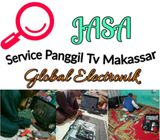 Servis Panggil Tv Makassar(Global Electronik)