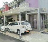 Rumah di Ciputat, 2Lt, Hoek, dlm Townhome Eksklusif di Cipayung