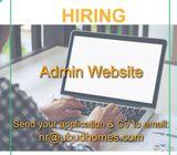 Lowongan Kerja di Ubud Sebagai Admin Website
