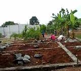 Tanah di Bojongsari, SHM, Siap Bangun dlm Prmhn di Pundi Artha Rsdnc, Duren Seribu