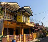Rumah di Pancoran Mas, 2.5Lt, dlm Prmhn di Komplek BDN, Rangkapanjaya Baru