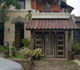 Rumah di Cirendeu, Bagus, 3Lt, Semi Furnished dlm Permhn Bali View