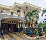 Rumah di Margonda, 2Lt, Hoek, dlm Permhn  Elit Pesona Khayangan Margonda