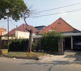Rumah Strategis Pusat Kota Jalan Seruni Genteng Surabaya