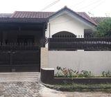 Rumah di Limo, 1Lt, Semi Furnished, dlm Permhn Graha Cinere, Akses Tol Krukut
