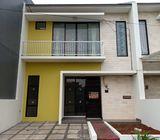 Rumah di Pondok Aren, 2Lt, Siap Huni, dlm Townhouse di Caraka, Pondok Karya