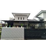 Rumah di Sawangan, 1.5Lt, Bagus, dlm Cluster di Bedahan
